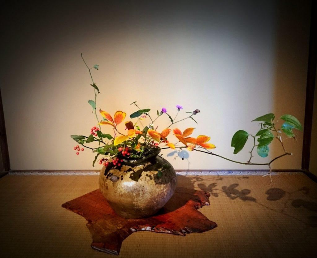 【季節の特別講座】なげいれ 花の教室