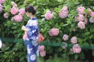 Kimono Salon  〔浴衣着付け講座〕
