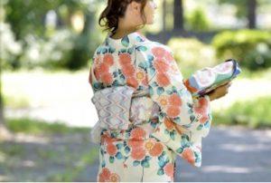 HANNA Kimono salon 【半幅帯の結び方】